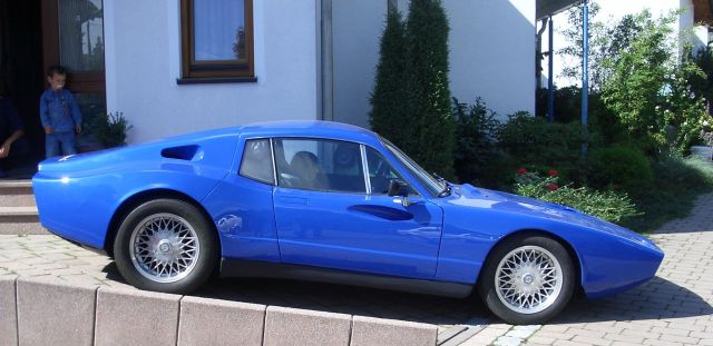 Sonett GT40